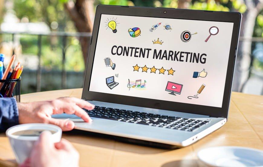 Content marketing – jakie rodzaje treści są najpopularniejsze w Internecie?